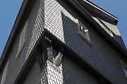Spitzenhäuschen, Altstadt, Fritzlar, Nordhessen, Hessen, Deutschland | Spitzenhäuschen, old town, Fritzlar, Hesse, Germany