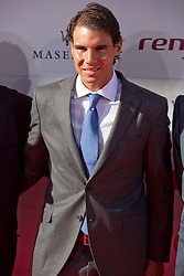 26.11.2013, Callao Cinema, Madrid, ESP, Rafael Nadal, Marca Legend Award, Gala zum Gedenken an 75 Jahre der Sport-Tageszeitung, im Bild Spanish tennis player Rafael  Nadal// attends the 75th Anniversary Marca Awards ceremony at callao cinema in Madrid, Spain on 2013/11/26. EXPA Pictures © 2013, PhotoCredit: EXPA/ Alterphotos/ Victor Blanco<br /> <br /> *****ATTENTION - OUT of ESP, SUI*****