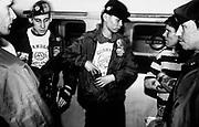 Gaurdian Angels, London Underground, UK 1990's