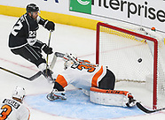 Hockey: 20171005 NHL LA Kings vs Philadelphia Flyers