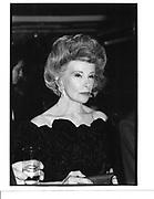 Joan Rivers, New York 1989. © Copyright Photograph by Dafydd Jones 66 Stockwell Park Rd. London SW9 0DA Tel 020 7733 0108 www.dafjones.com