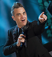 Robbie Williams - San Remo Music Festival