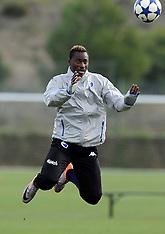 20110201 FC København, training, Copa Del Sol