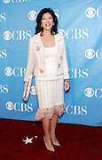 Julie Chen poses at the CBS 2009 Upfronts at Terminal 5 in New York City, USA on May 20, 2009.