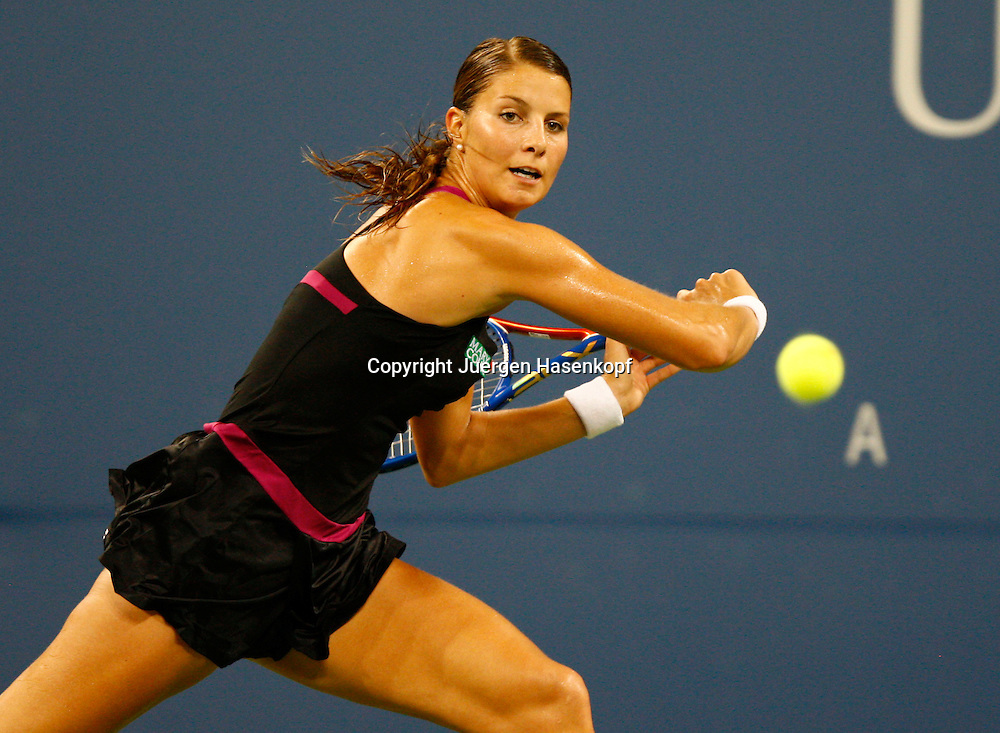 US Open 2010, USTA Billie Jean National Tennis.Center, New York,ITF Grand Slam Tennis Tournament . Mandy Minella (LUX)