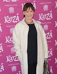 Arlene Phillips attends  Cirque Du Soleil Kooza Press Night  at The Royal Albert Hall, Kensington Gore, London on Tuesday 6 January 2015
