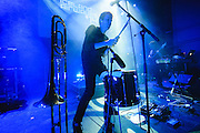 Photos of Adult Jazz performing live at Gamla Bíó during Iceland Airwaves Music Festival 2014 in Reykjavik, Iceland. November 7, 2014. Copyright © 2014 Matthew Eisman. All Rights Reserved