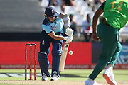 Tom Curran during the One Day International match between South Africa and England at PPC Newlands, Capetown, South Africa on 4 February 2020.