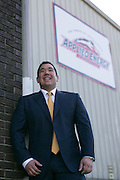 Jonathan Oliva, sales manager at Applied Energy Solutions in Caledonia on Wednesday, November 25, 2015.