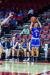 NORMAL, IL - January 03: Sommer Pitzer during a college women's basketball game between the ISU Redbirds and the Sycamores of Indiana State January 03 2020 at Redbird Arena in Normal, IL. (Photo by Alan Look)