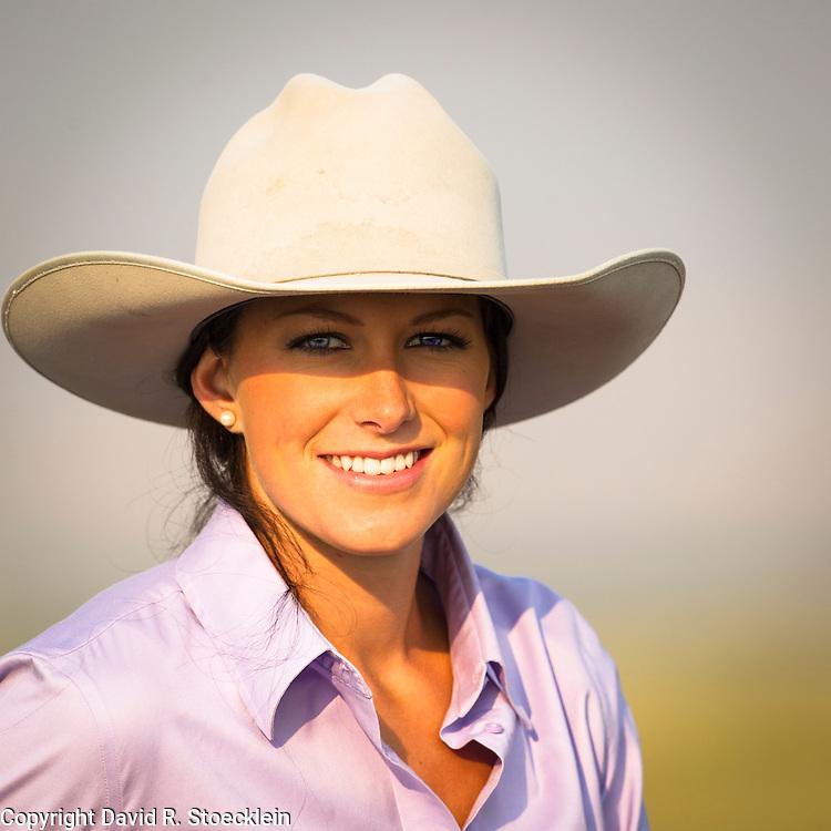 Hannah Sharon, Dillon, Montana