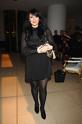 MARTINE McCUTCHEON at 'Not Another Burns Night' in association with CLIC Sargebt and Children's Hospice Association Scotland held at ST.Martins Lane Hotel, London on 3rd March 2008.<br /><br />NON EXCLUSIVE - WORLD RIGHTS