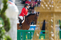 Beezie Madden (USA), Zenith SFN - Show Jumping Final Four - Alltech FEI World Equestrian Games™ 2014 - Normandy, France.<br /> © Hippo Foto Team - Jon Stroud<br /> 07/09/2014