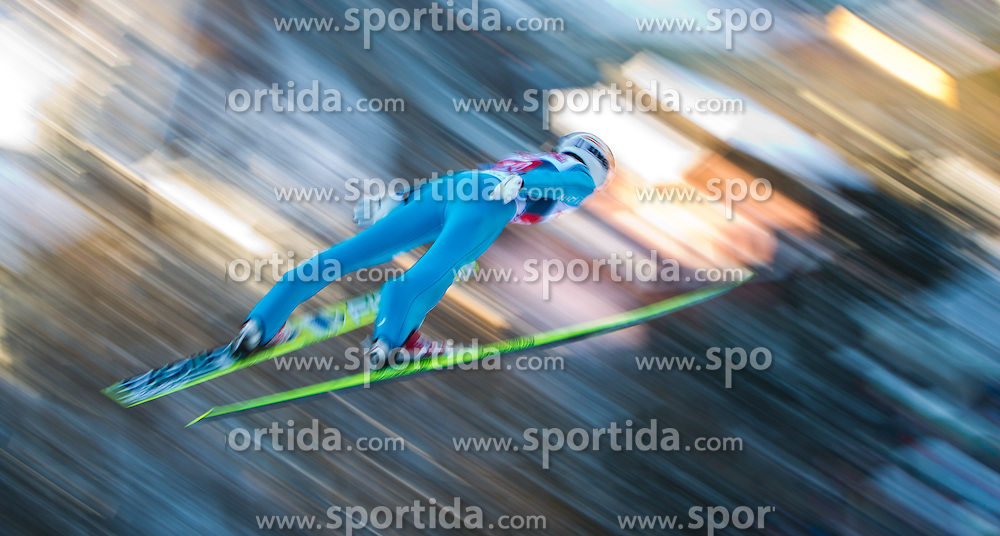 03.01.2011, Bergisel, Innsbruck, AUT, Vierschanzentournee, Innsbruck, 1. Wertungsdurchgang, im Bild // Chedal Emmanuel (FRA) Wischer // during the 59th Four Hills Tournament First Jump in Innsbruck, EXPA Pictures © 2011, PhotoCredit: EXPA/ J. Feichter