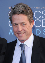 Hugh Grant  bei der Verleihung der 22. Critics' Choice Awards in Los Angeles / 111216