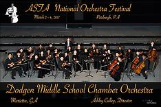 Dodgen Middle School Chamber Orchestra