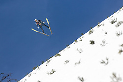 Martin Hamann (GER) during the Qualification round of the Ski Flying Hill Individual Competition at Day 1 of FIS Ski Jumping World Cup Final 2019, on March 21, 2019 in Planica, Slovenia. Photo by Matic Ritonja / Sportida