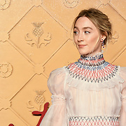 Saoirse Ronan Arrivers at Mary, Queen of Scots - European premiere ay Cineworld,  Leicester Square on 10 December 2018, London, UK.