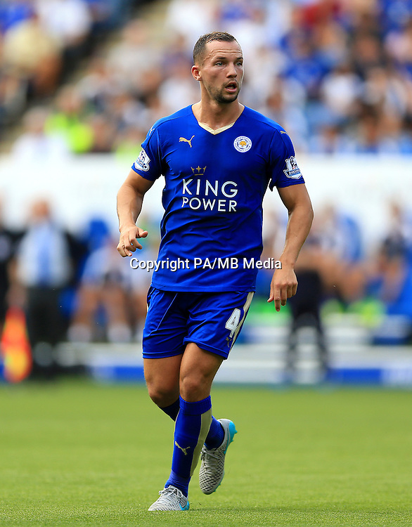 Leicester City's Daniel Drinkwater