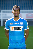 Gent's Renato Neto pictured during the 2015-2016 season photo shoot of Belgian first league soccer team KAA Gent, Saturday 11 July 2015 in Gent.