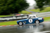 #5 Jeremy Toes MG Midget during the MGCC Cockshoot Cup at Oulton Park, Little Budworth, Cheshire, United Kingdom. September 03 2016. World Copyright Peter Taylor/PSP.