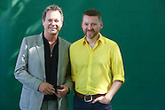 Julian Clary and David Roberts