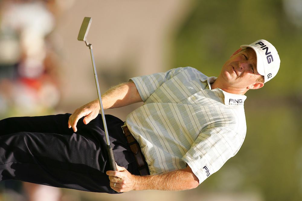 Jeff Maggert.2005 Shell Houston Open.Third Round.Redstone GC.Humble, TX .Saturday, April 23 2005..photograph by Darren Carroll..04-23-05...