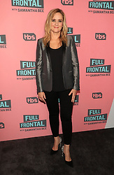 "Samantha Bee at the TBS Television Network For Your Consideration Event for ""Full Frontal With Samantha Bee"" held at the Writers Guild Theater in Beverly Hills."