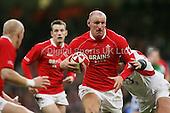 Wales v England. 6 Nations. 17-03-2007. Millenium stadium
