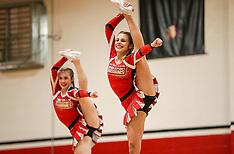 12/06/18 BHS Cheerleading Rehearsal