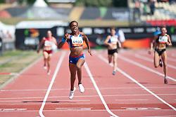FRANCOIS ELIE Mandy, FRA, 200m, T37, 2013 IPC Athletics World Championships, Lyon, France