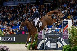 Hanley Cameron, IRL, Eis Isaura<br /> Stuttgart German Masters 2017<br /> © Hippo Foto - Stefan Lafrentz
