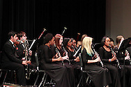The Symphonic Wind Orchestra performs during the Fall Band Preview at Stivers School for the Arts in Dayton, Monday, November 19, 2012..