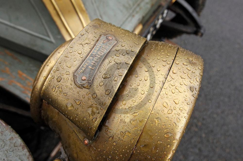 19/11/06 - ISSOIRE - PUY DE DOME - FRANCE - Essais RENAULT Type EK de 1913 - Photo Jerome CHABANNE