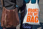 London Book Fair, Olympia, London, UK, 14 Apr 2015.