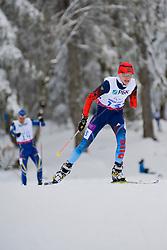 IAREMCHUK Aleksandr, VOVCHYNSKYI Grygorii, Biathlon at the 2014 Sochi Winter Paralympic Games, Russia
