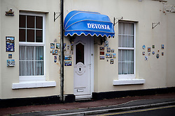 UK ENGLAND DEVON TEIGNMOUTH 10SEP16 - Detail in the town ofTeignmouth, Devon, England.<br /> <br /> jre/Photo by Jiri Rezac<br /> <br /> © Jiri Rezac 2016