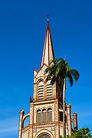 France, Martinique, Fort-de-France, cathédrale Saint Louis // France, Martinique, Fort-de-France, Saint Louis Cathedral