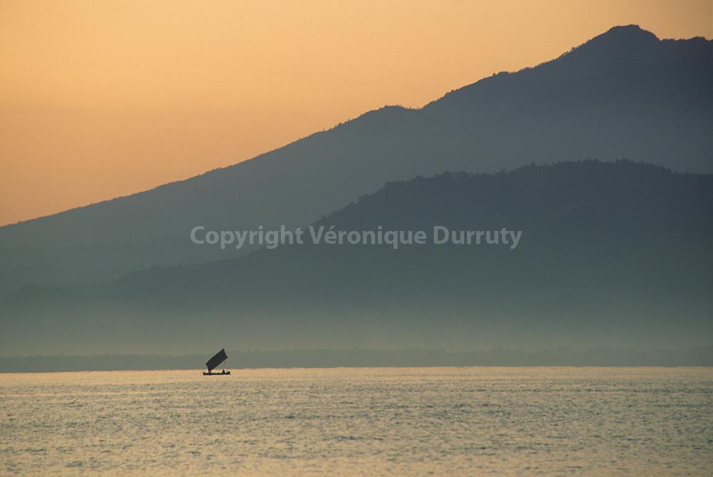 Lombok, between Bali and Nusa Tenggara, Indonesia