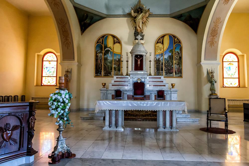 San Salvador de Bayamo Church, Bayamo, Granma, Cuba.