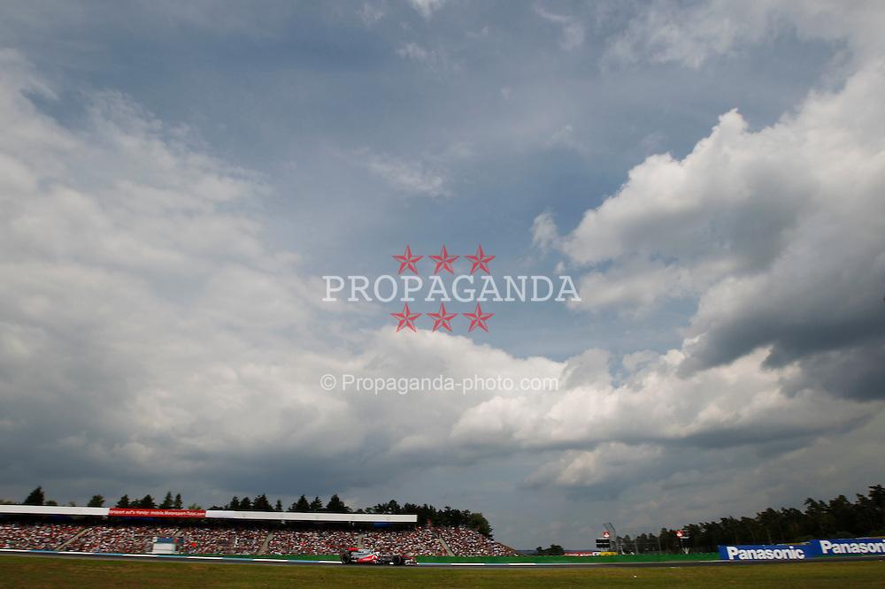Motorsports / Formula 1: World Championship 2010, GP of Germany, 02 Lewis Hamilton (GBR, Vodafone McLaren Mercedes),