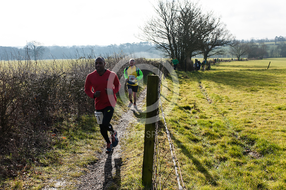 Images from the Mill Hill Marathon, 6 March 2016 at Mill Hill, London. Photo: Paul J Roberts / RobertsSports Photo. All Rights Reserved