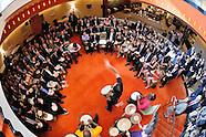 Brasserie 8 1/2, Drumming Bar Mitzvah