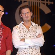 Harpengala 2003, Gouden Harp winnaar, Blof, Bas Kennis