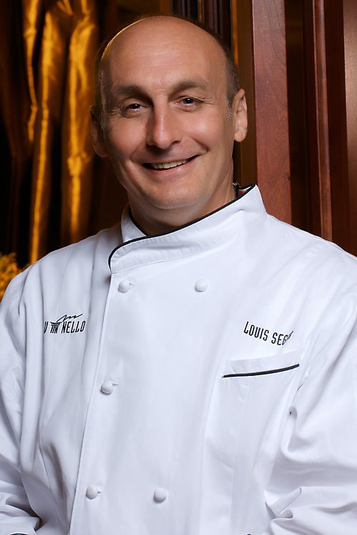 Louis Seger, Executive Chef of Lu Nello