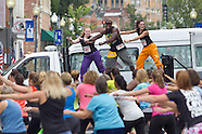 Zumba in the Street with Studio Ayo