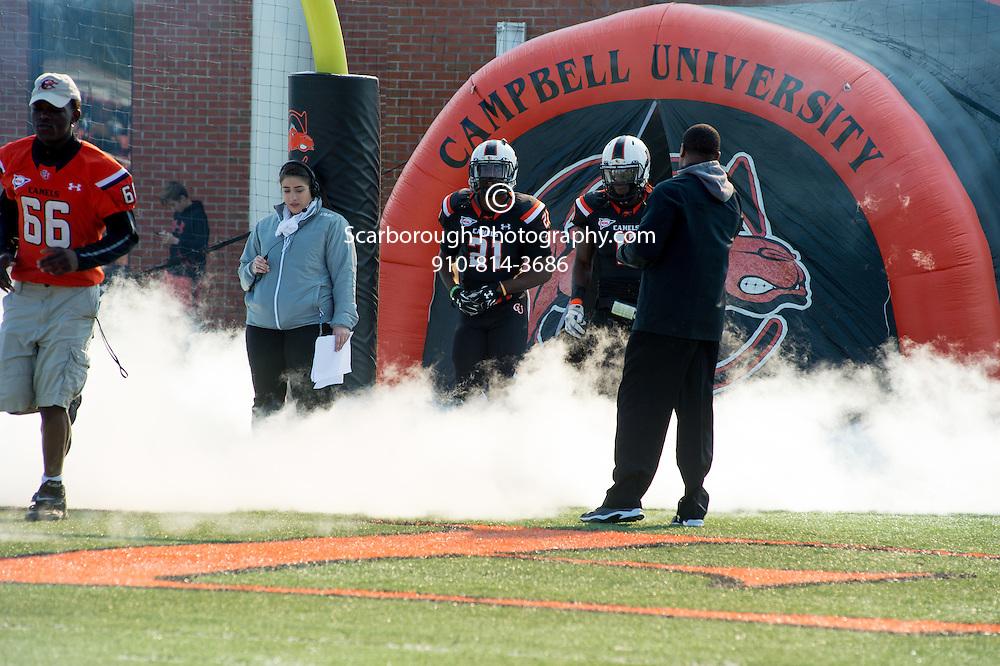 2015 Campbell University Football vs Jacksonville