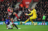 Southampton v Everton 201214