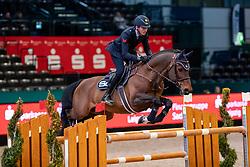 DE LUCA Lorenz (ITA), Armitages Boy<br /> Leipzig - Partner Pferd 2019<br /> Eröffnungsspringen<br /> 17. Januar 2019<br /> © www.sportfotos-lafrentz.de/Stefan Lafrentz