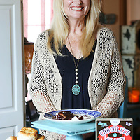 Lauren Wood | Buy at photos.djournal.com<br /> Cowgirl Gourmet chocolate gravy.